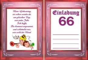 Einladungen 65 Geburtstag mit nett einladungen design