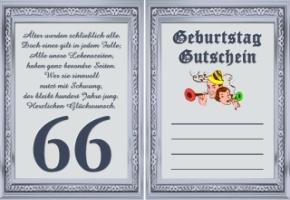 66 Geburtstag Bilder Mit Spruchen Und Wunschen