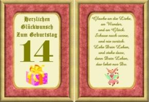 Glückwünsche Zum Geburtstag Youngster 14