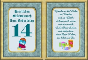 Alles Gute Zum 14 Geburtstag Dictcc Lustige Geburtstag Wunsche