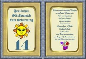 Geburtstagslied Zum 14 Geburtstag Happy Birthday To You