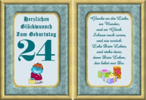 Geburtstagswünsche Für Tochter Zum 24 Geburtstagssprüche
