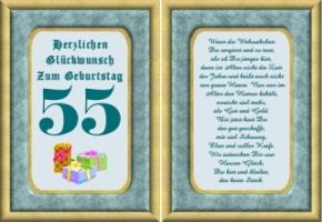 Geburtstagswünsche Zum 55 Geburtstagssprüche Für Den Chef