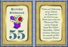 Geburtstagssprüche 55   Lustige Geburtstag Wunsche 55 Jahre Kostenlos Ausdrucken
