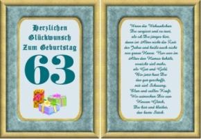 Lustige Geburtstag Wünsche 63 Jahre Kostenlos Ausdrucken