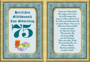 Lustige Geburtstag Wünsche 75 Jahre Kostenlos Ausdrucken