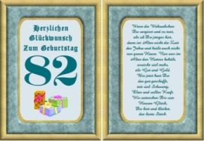 Lustige Geburtstag Wünsche 82 Jahre Kostenlos Ausdrucken