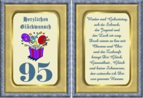 Lustige Geburtstag Wünsche 95 Jahre Kostenlos Ausdrucken