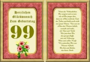 Lustige Geburtstag Wünsche 99 Jahre Kostenlos Ausdrucken